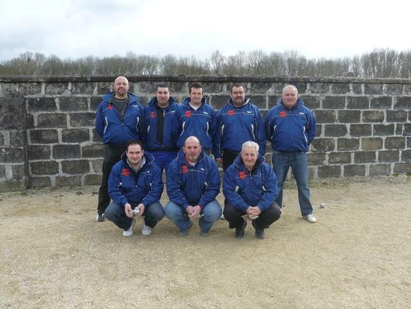 3 EME DIVISION CHAMPIONNAT DES CLUBS. le 20 Février 2011.