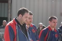 Mickaêl - Sébastien - David : Champion du cher triplettes 2013.