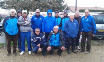 RESULTATS CHAMPIONNAT DES CLUBS  VETERANS HONNEUR A