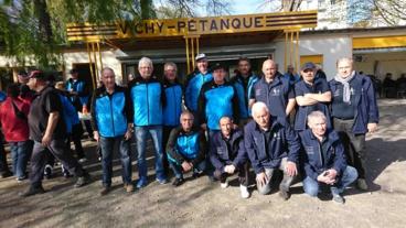 RESULTATS DU CHAMPIONNAT DES CLUBS VETERANS 1ERE DIVISION POULE B