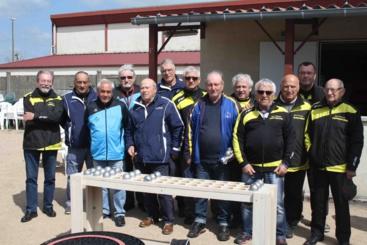 RESULTATS CHAMPIONNAT DES CLUBS VETERANS