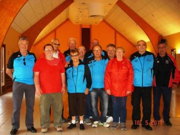 RESULTATS CHAMPIONNAT DES CLUBS 4EME DIVISION