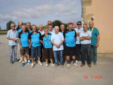 RESULTATS CHAMPIONNAT DES CLUBS EQUIPE D