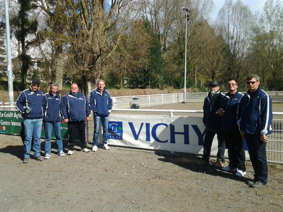 Club rencontres vichy