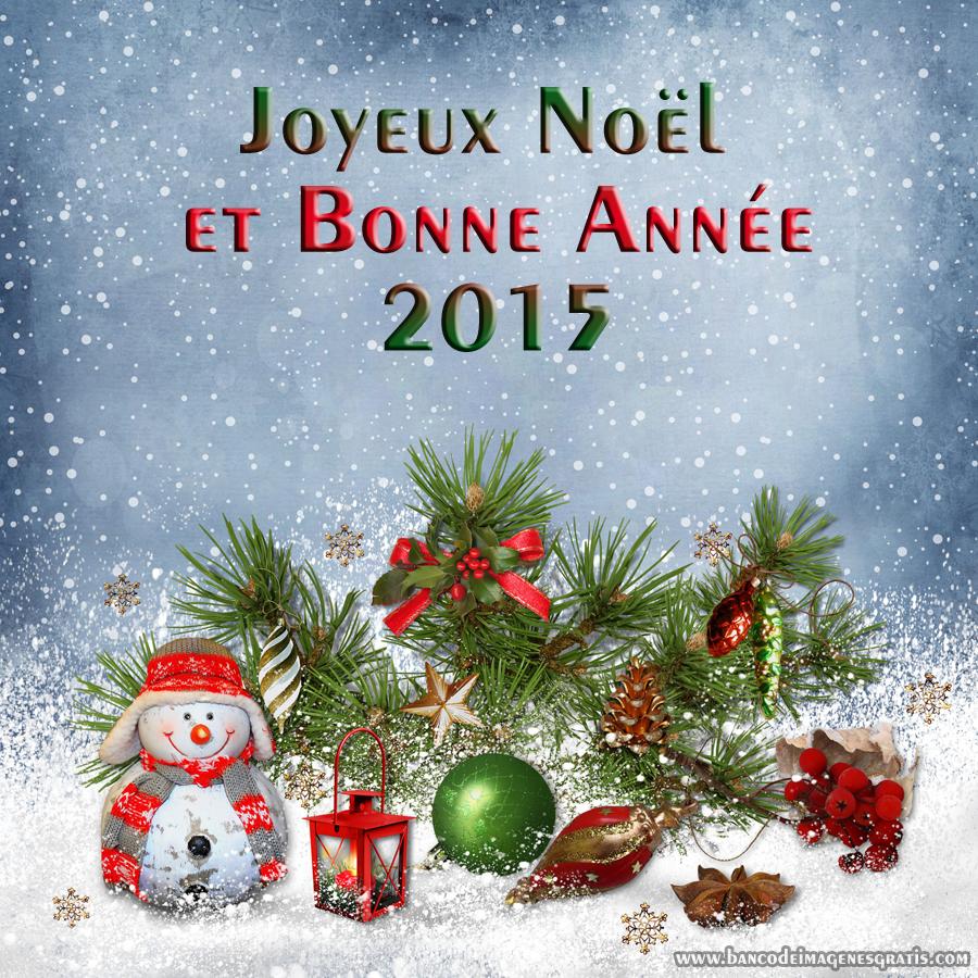 Bon Noël et bonne année
