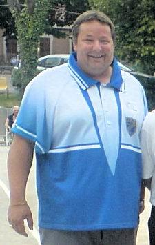 Patrick Del Toso.