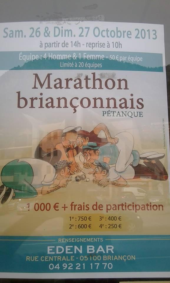 Marathon Briançonnais