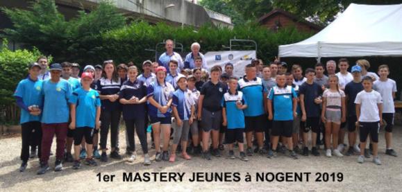 Master Jeunes Nogent 2019