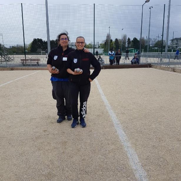 championnat régional doublette féminin