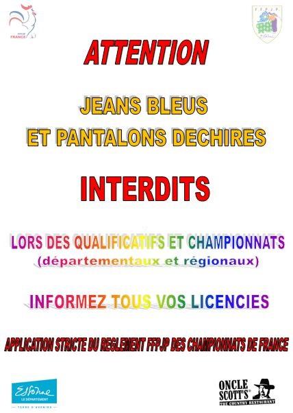 Championnats et qualificatifs