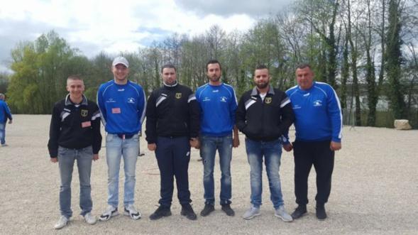 Championnat de l'Eure triplette promotion 2017