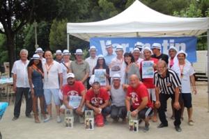 L'organisation et demi-finalistes 2017