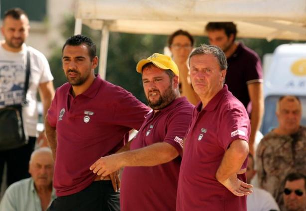 Team de rêve en 2017 Anthony KERFAH - Laurent MATRAGLIA et le Boss