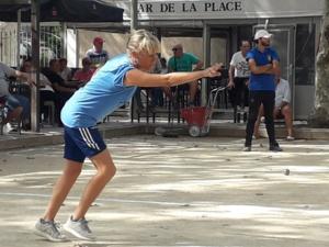Claire Gaudillière une ambassadrice de choix pour les longuistes