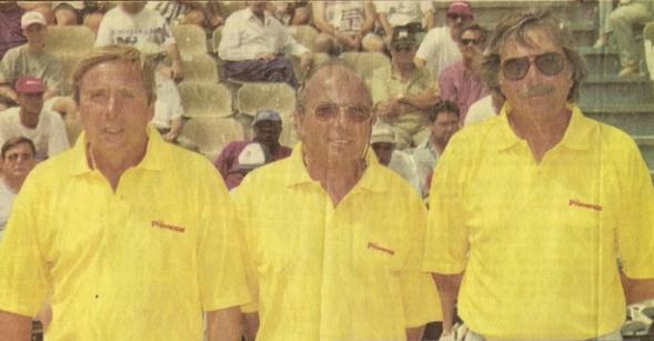 Vainqueur du Provençal 1995 avec André Massoni et Émile Lovino