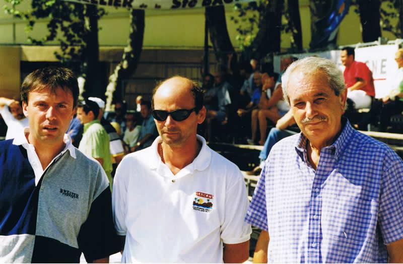 "Thierry - "" Bill "" Jean Claude MALVICINO - Monsieur Jo CAVALIERE"