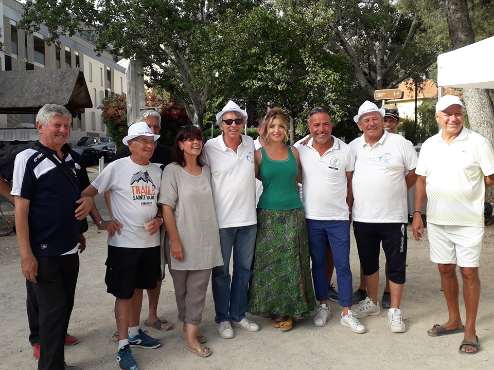 La Boule du Petit Toulonnais avec Madame Béatrice Manzanares (Toulon-Région)