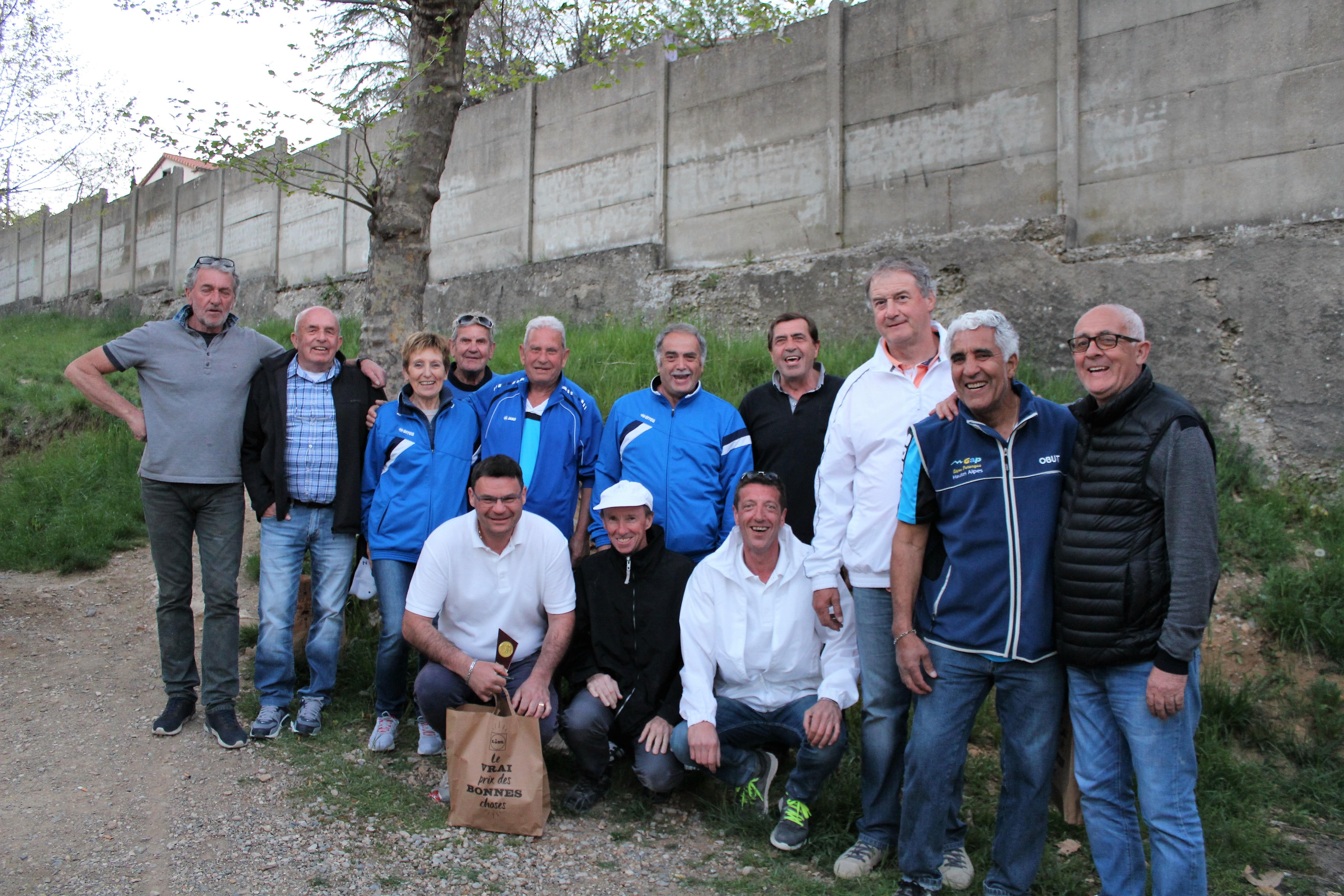 les Qualifiés aux France Boris Colomb et David Pocchiola PBL et Calogero Librizzi et Bachir Benferhat GAP