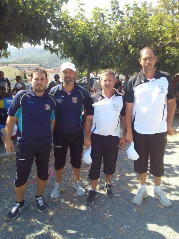 Championnat de France doublettes provençal 2016