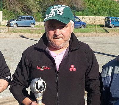 Champion de l'Aude tête à tête 2013