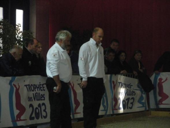 Trophée des villes 2013