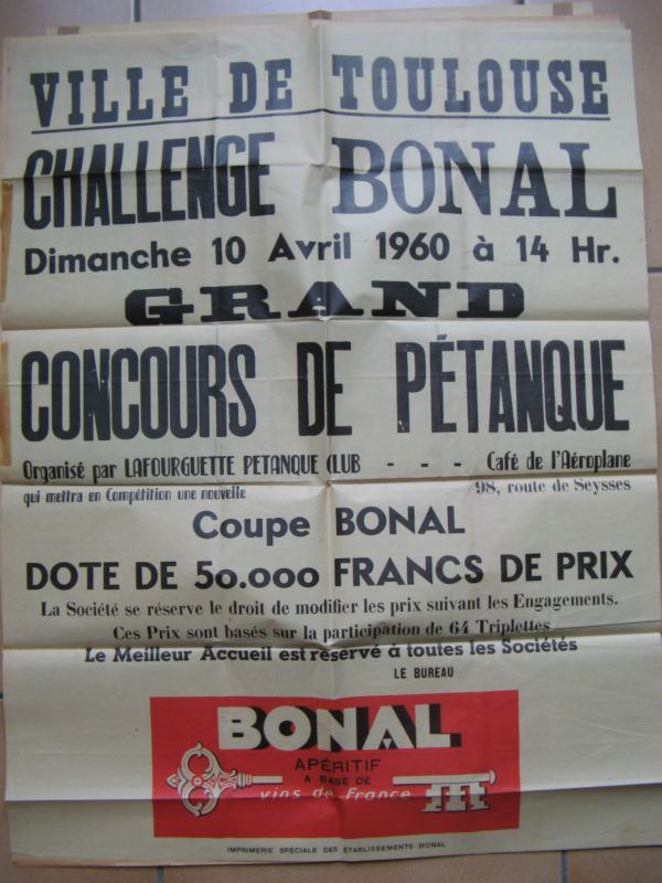 affiches concours