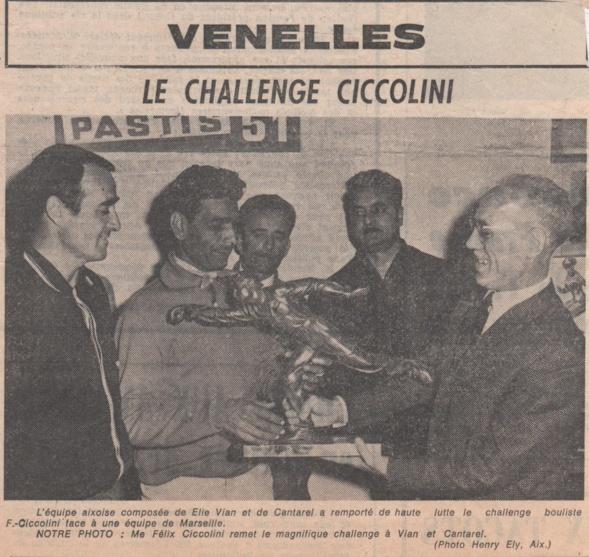 """Article """"La Provence"""" du 11 décembre 2018"""