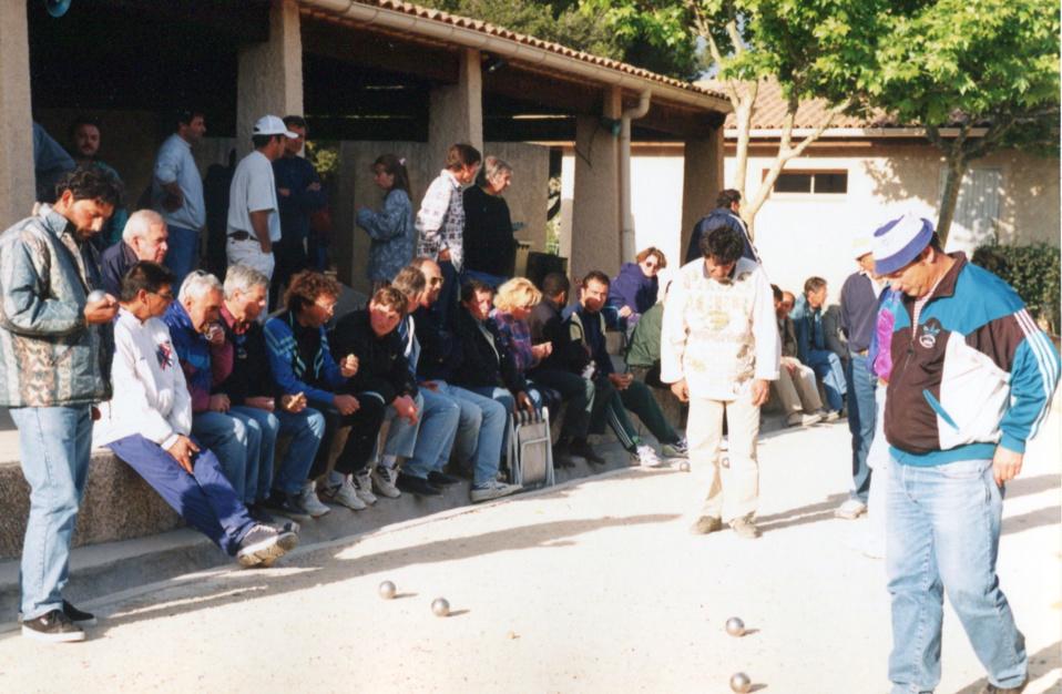 1993 - Journées boulistes de l'Ascension