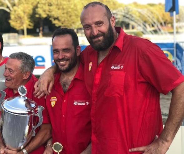 Roger Casini André Jullien et Julien Ravotti vainqueurs 2019 et dans la légende du Provençal