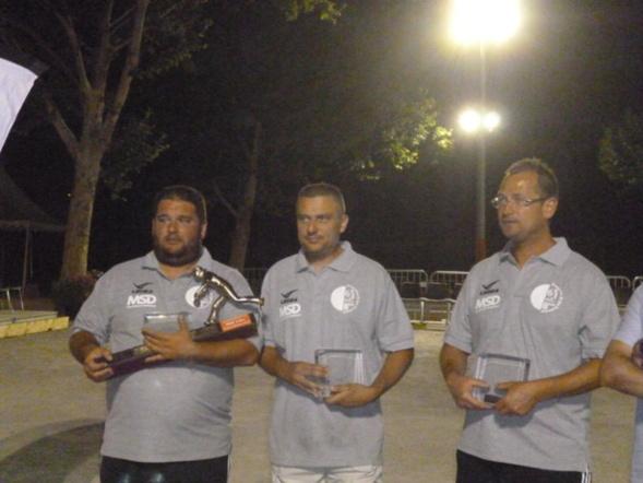 L Matraglia A Vicensini Ph Stievenart les Vainqueurs 2013