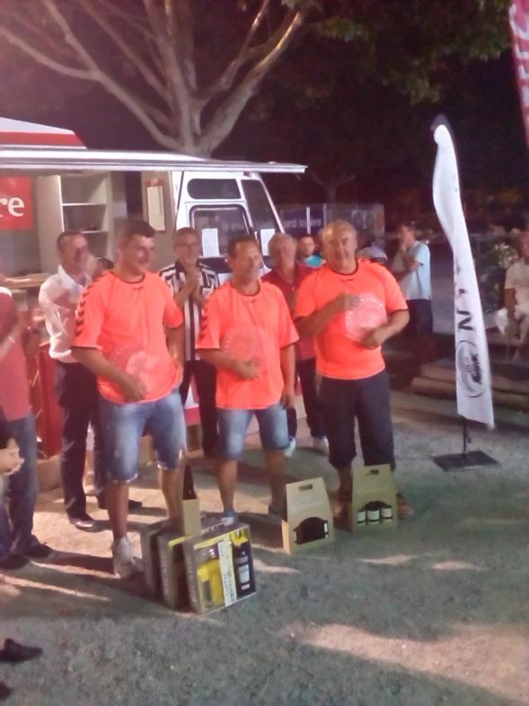 P Forner PH Avellaneda O Blanc les vainqueurs 2014