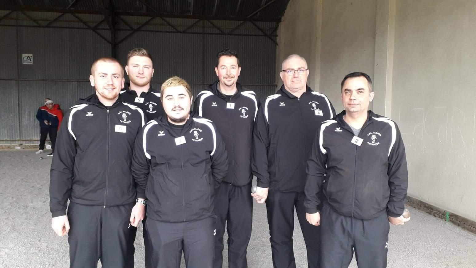 Pour la première journée du championnat des clubs nous avons rencontré l'équipe de Saint Florent 3.   Après un départ chaotique, nous avons dû nous incliner 24 à 12.