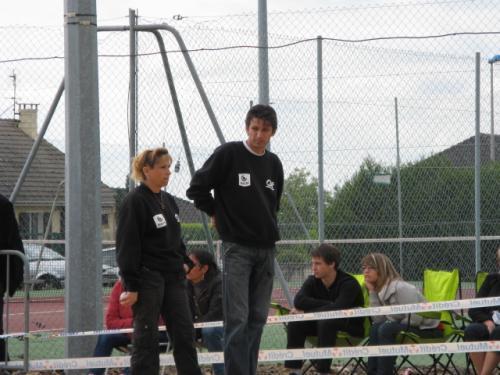 Championnat doublette mixte 2010