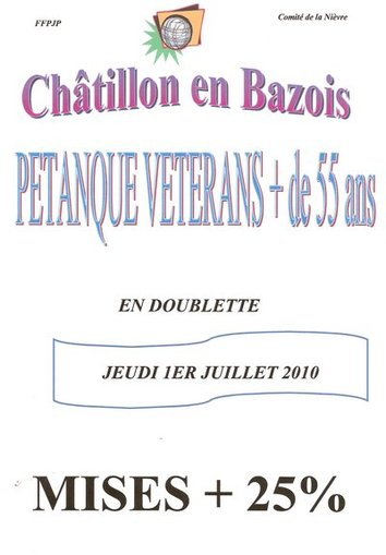 concours chatillon