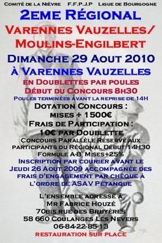 Régional de Vauzelles.