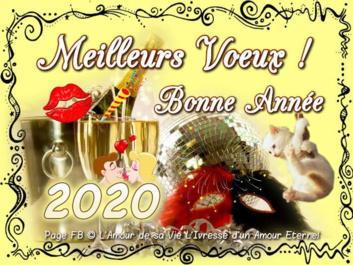 Bonne année et bonne santé à toutes et à tous et bonne saison 2020.