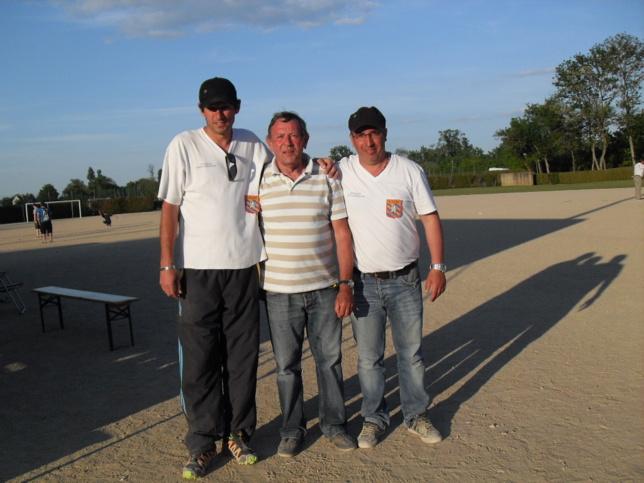 Championnat ligue doublette provencal