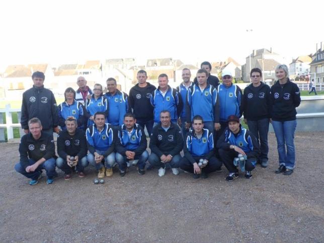 1er tour coupe de france 2014/2015