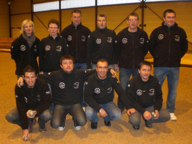 Coupe de france à Besançon