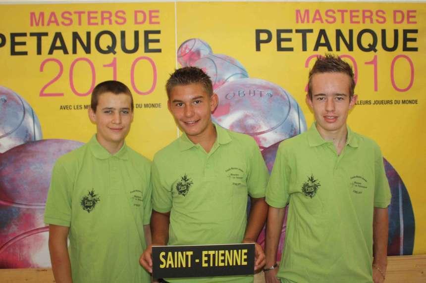 Masters jeunes 2010