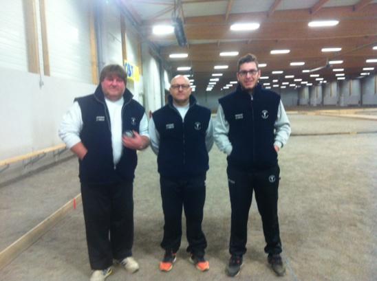 Championnat triplette provençal