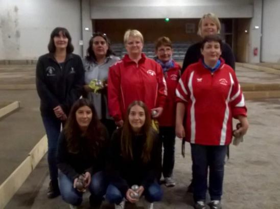 Championnat des club Feminins