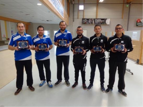 championnat d Allier triplette provençal