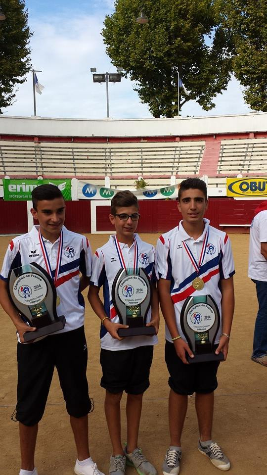 Championnat de france juniors