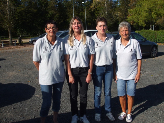 Championnat regional feminin