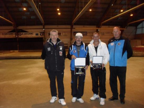 Championnat TaT Doublette feminin