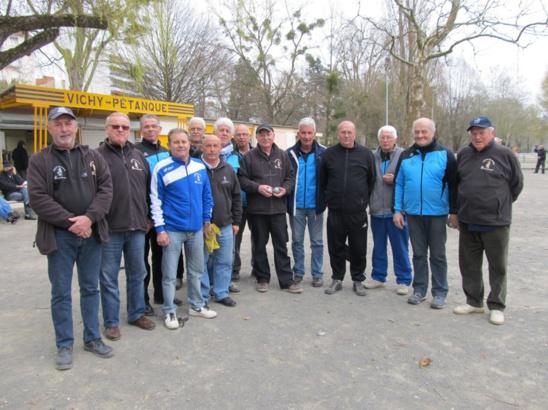championnat des club veterans