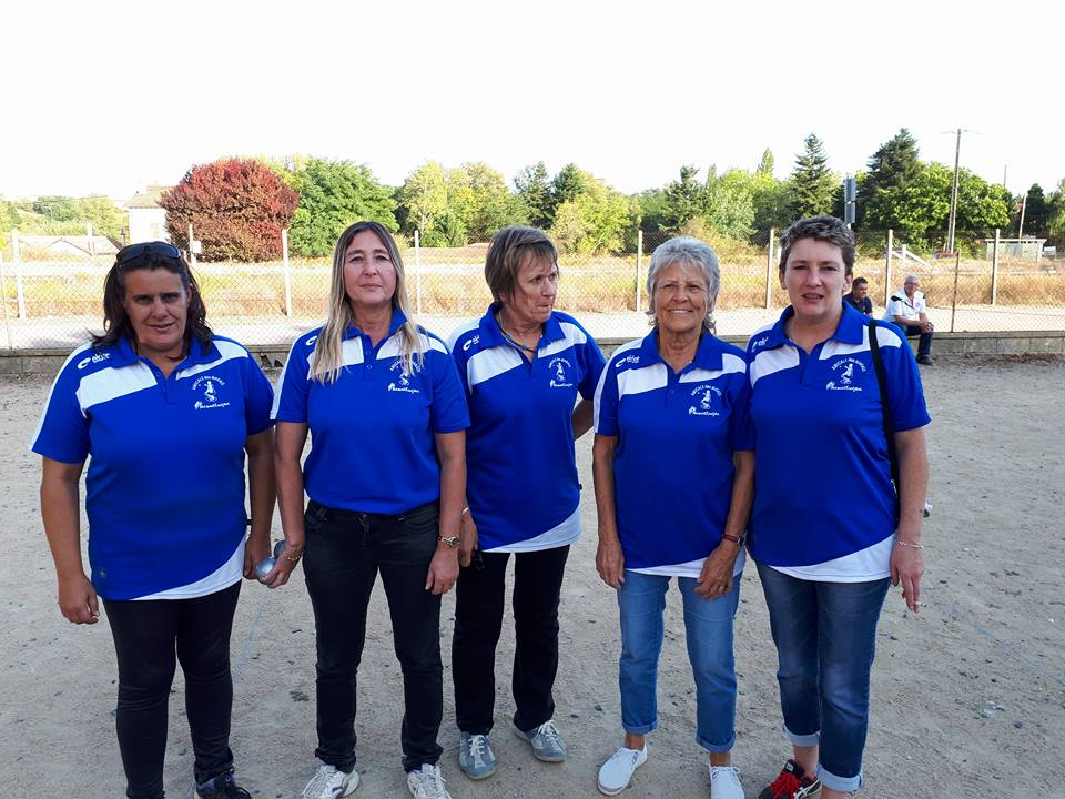 championnat  regional des clubs Feminins
