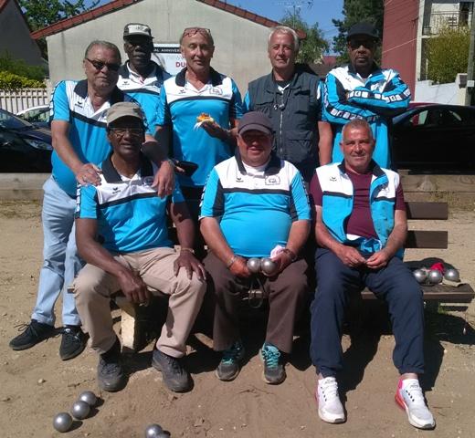 Championnat des Clubs par Equipes Vétérans