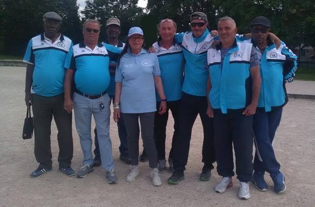 Coupe du Val de Marne 55 ans et plus